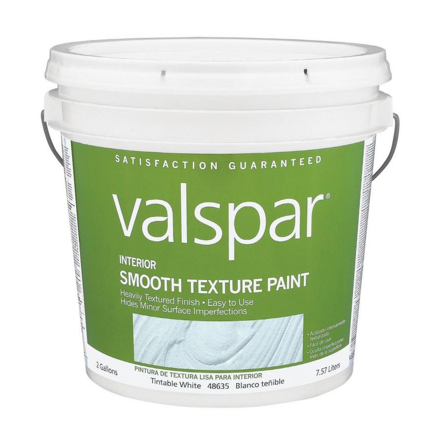 Shop Valspar Tintable Flat Sandstone Latex Interior Paint Actual