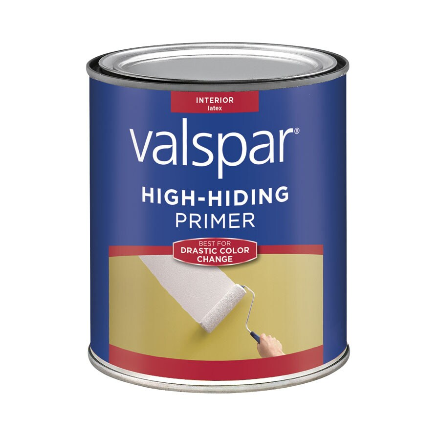 Valspar Interior Latex Primer (Actual Net Contents: 32-fl oz)