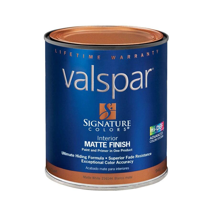 Valspar Signature Colors Paint Reviews