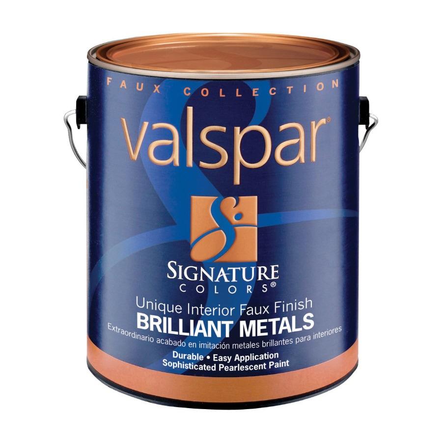 Valspar Signature Colors 1 Gallon Interior Semi Gloss Tintable Latex Base  Paint