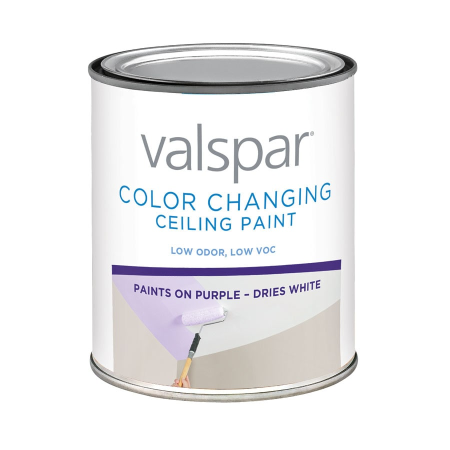 Valspar Ultra Premium Interior Flat Ceiling Tintable White Latex-Base Paint and Primer in One (Actual Net Contents: 32-fl oz)