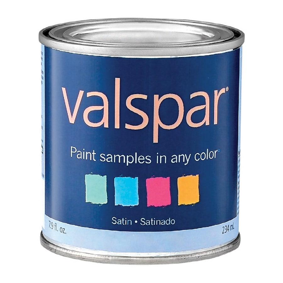 Valspar 8 oz Satin Paint Sample at Lowes com