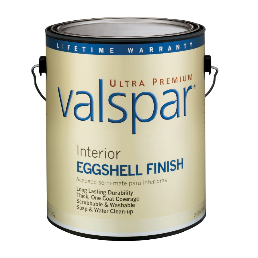 Valspar Ultra Premium 1-Gallon Interior Eggshell Tintable Latex-Base Paint