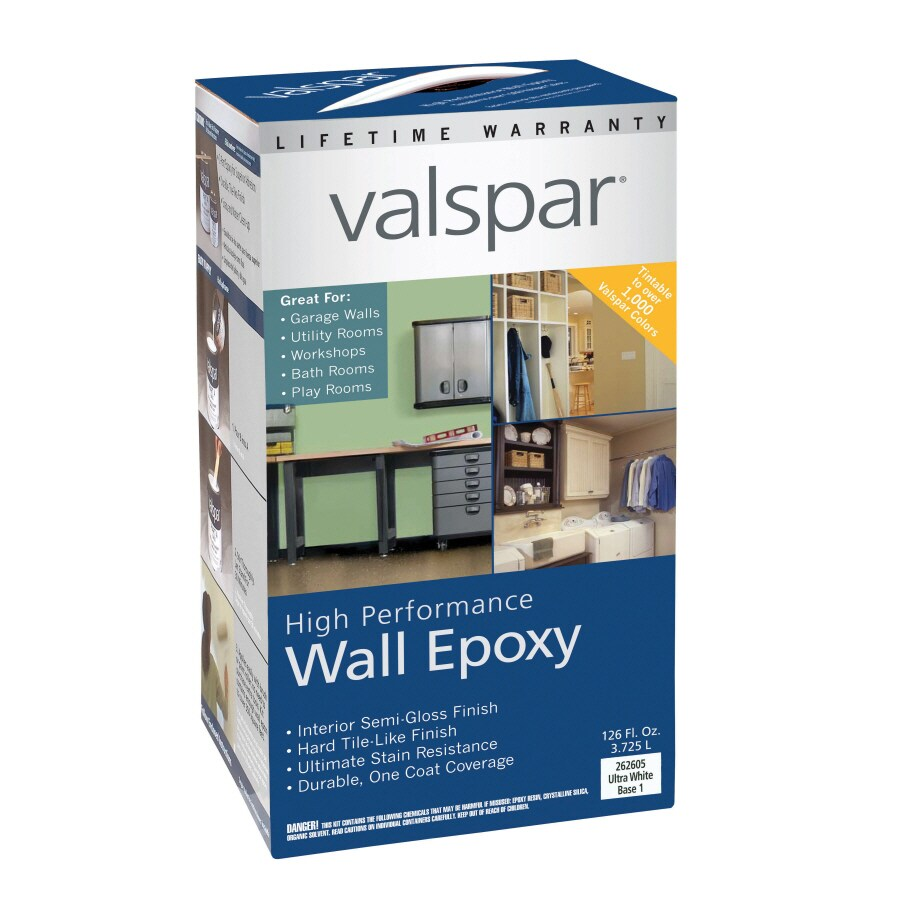 Valspar 1-Gallon Interior Semi-Gloss Tintable Latex-Base Paint