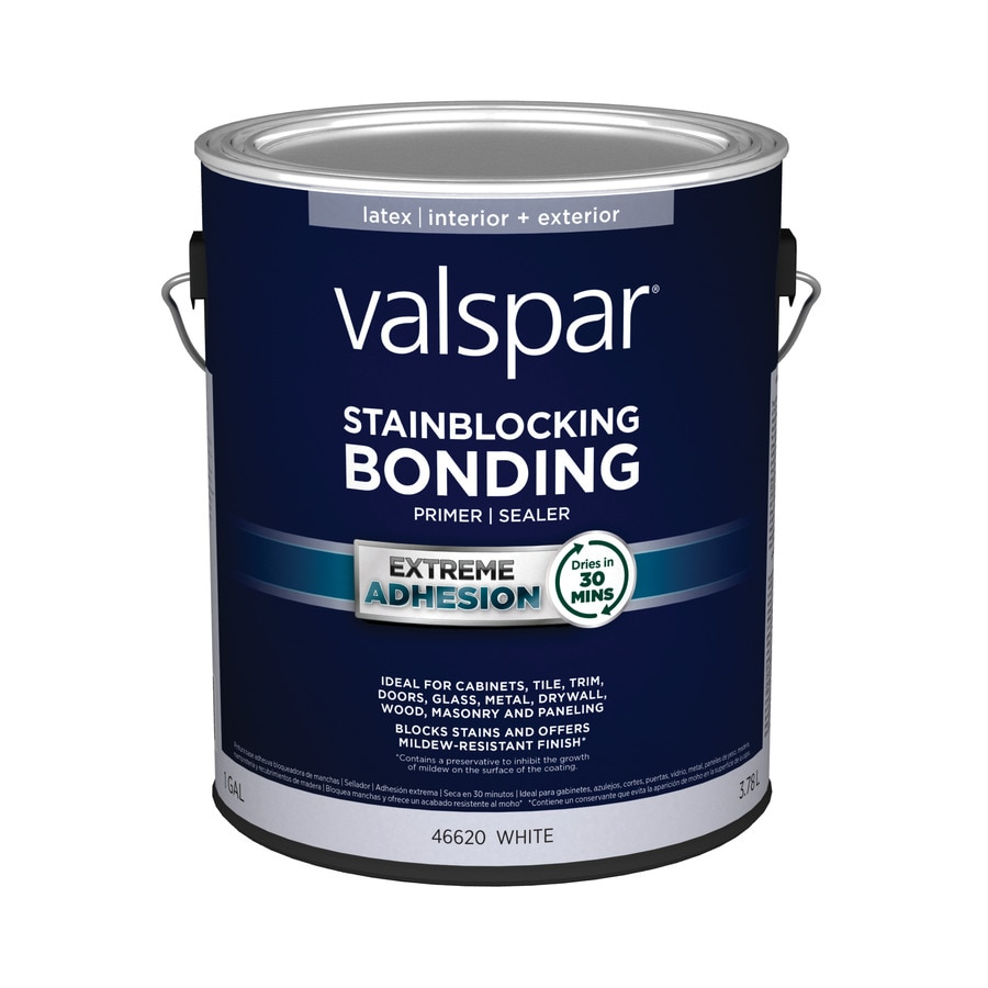Shop Valspar Bonding Primer Actual Net Contents 128 Fl
