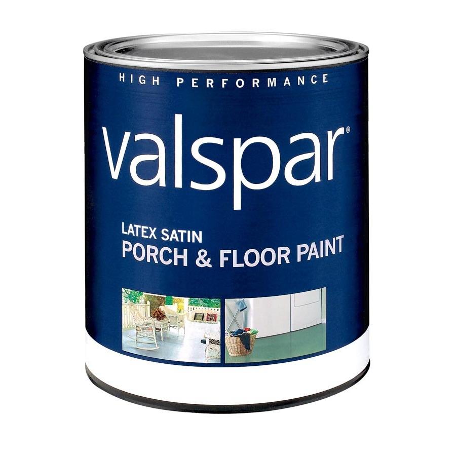 Shop valspar 1 quart exterior semi gloss tintable latex - Valspar integrity exterior paint ...