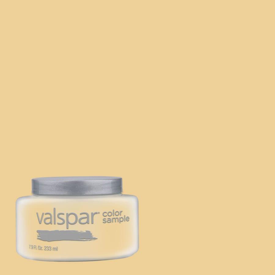 Valspar 8-oz Filoli Antique Lace Interior Satin Paint Sample