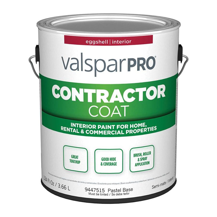 Valspar Ultra 4000 Eggshell Latex Interior Paint (Actual Net Contents: 124-fl oz)