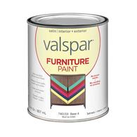 Shop Valspar Furniture Paint And Cabinet Enamel At