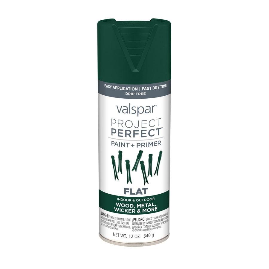 Valspar Paint And Primer  Hunter Green At Lowes