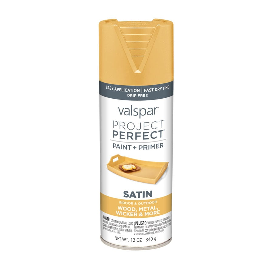 Valspar Project Perfect Afternoon Stroll Enamel Spray Paint (Actual Net Contents: 12-oz)