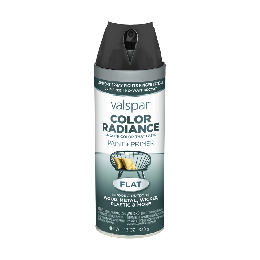 Valspar Color Radiance Blindfold Enamel Spray Paint (Actual Net Contents: 12-oz)