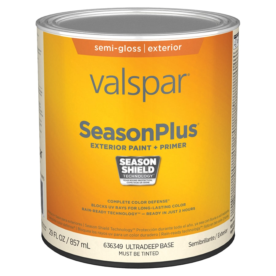Exterior Paint Coverage Per Gallon: Valspar Exterior Paint Coverage Per Gallon. Shop Valspar