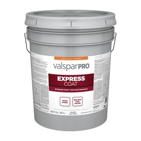 Valspar Pro Expresscoat Semi Gloss Extra White Base Latex Paint Actual Net Contents