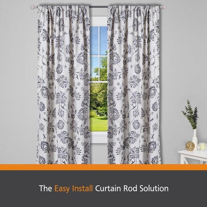 odjeca podatak sposobnost kennedy tropez curtain rod thehoneyscript com