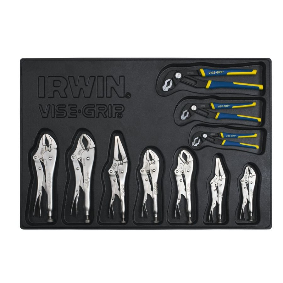 IRWIN 10-Piece Household Tool Set