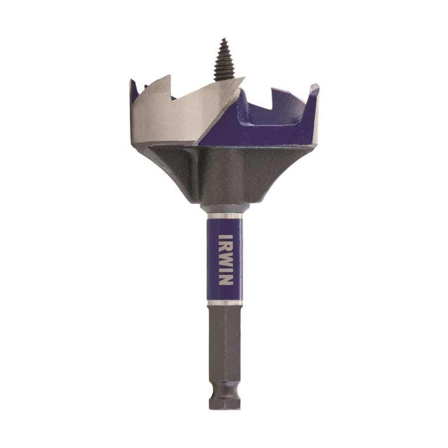 IRWIN WeldTec 2-9/16-in Woodboring Self-Feed Drill Bit