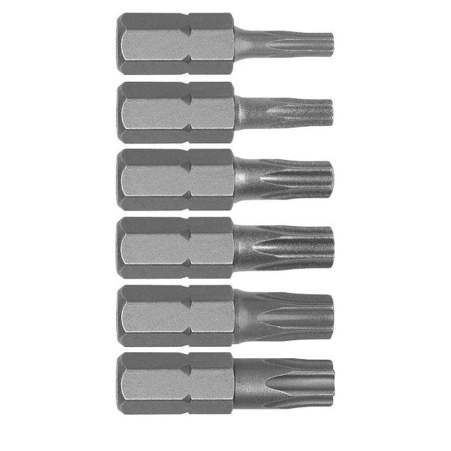 shop kobalt 6 piece screwdriver bit set at. Black Bedroom Furniture Sets. Home Design Ideas