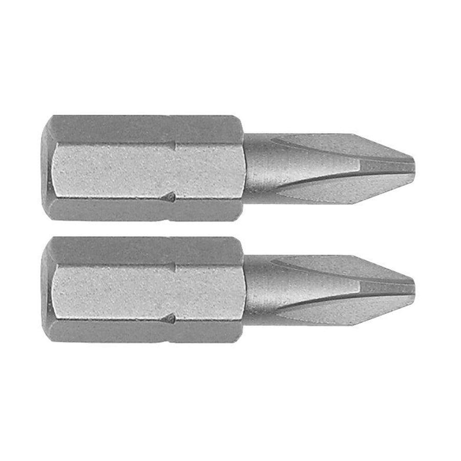 IRWIN 2-Pack 1-in Phillips Screwdriver Bits