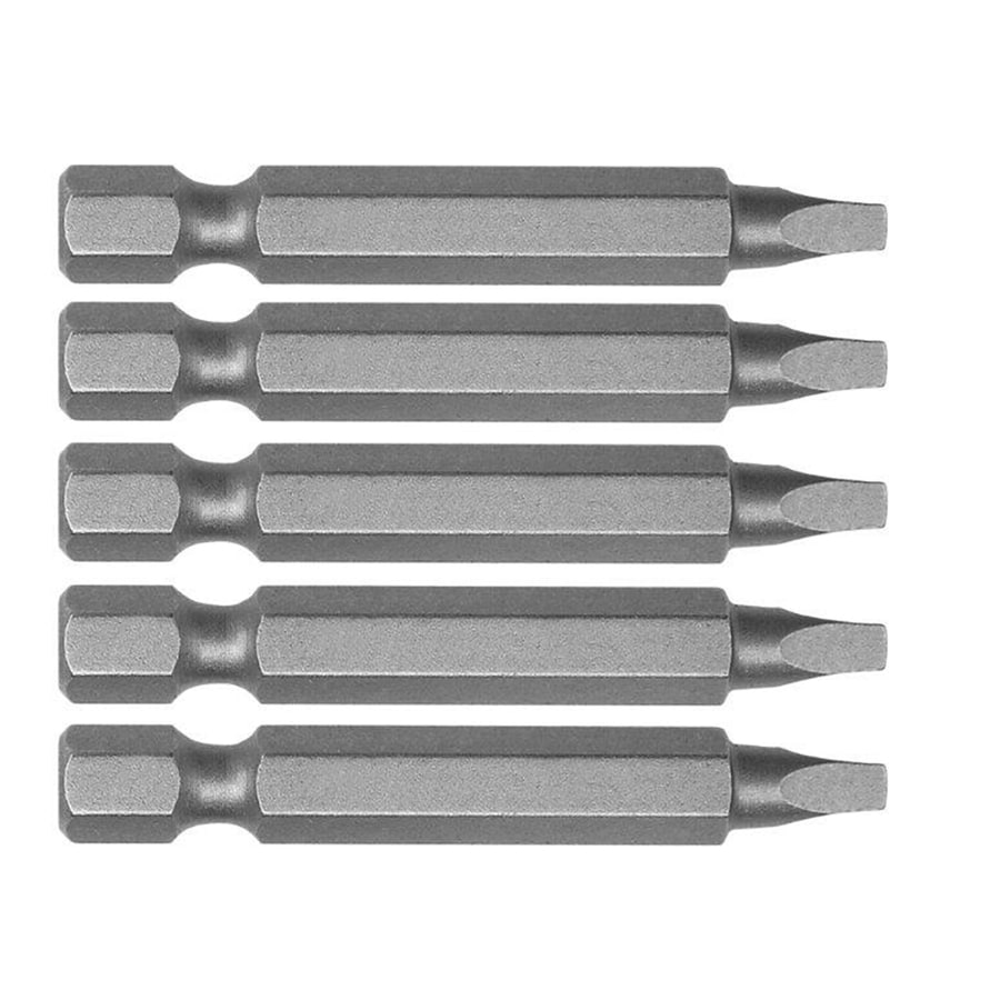 IRWIN 5-Pack 2-in Square/Robertson Screwdriver Bits