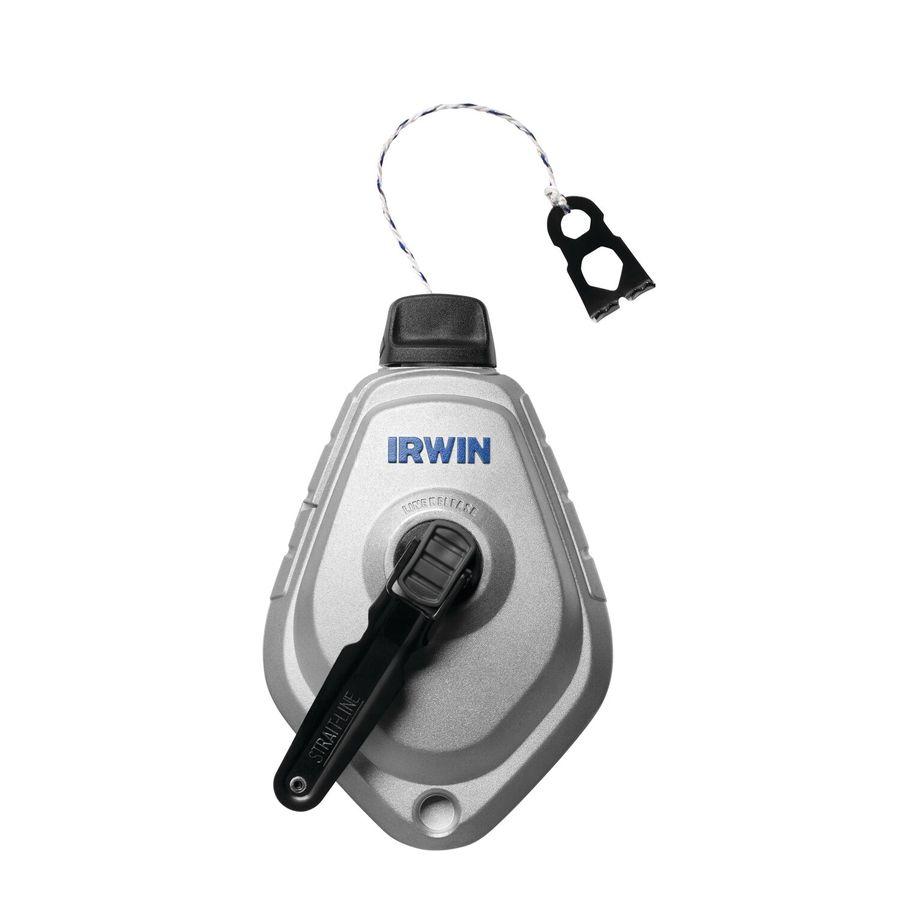 IRWIN STRAIT-LINE MACH 6 Chalk Reel