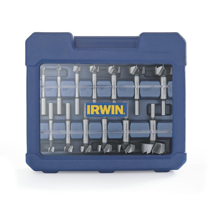 IRWIN Marples 14-Piece Forstner Bit Set