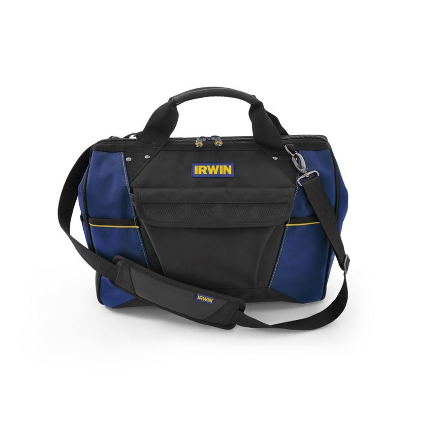 IRWIN Polyester Zippered Closed Tool Bag