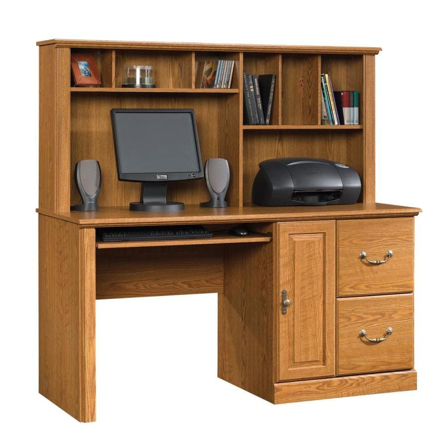 sauder orchard hills traditional computer desk