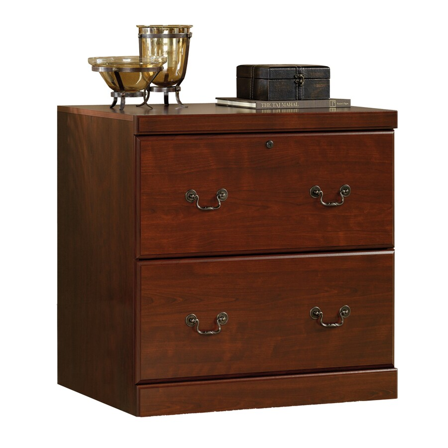 Sauder Heritage Hill Classic Cherry 2-Drawer File Cabinet