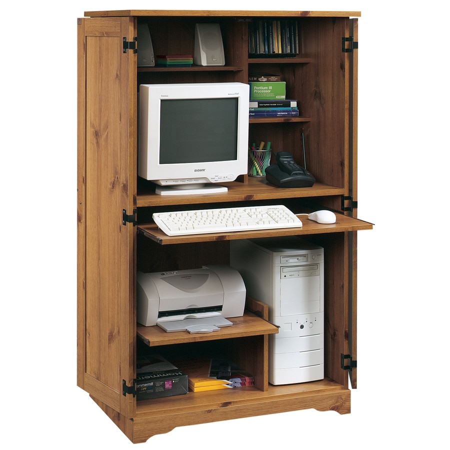 Sauder Sugar Creek Country Computer Desk