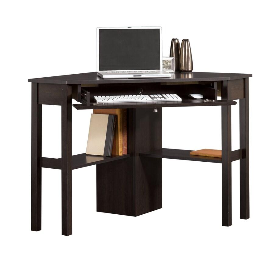 Shop Sauder Cinnamon Cherry Computer Desk At Lowes.com