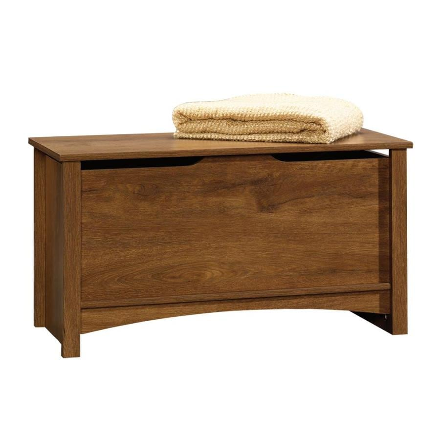 Sauder Shoal Creek Oiled Oak Chest