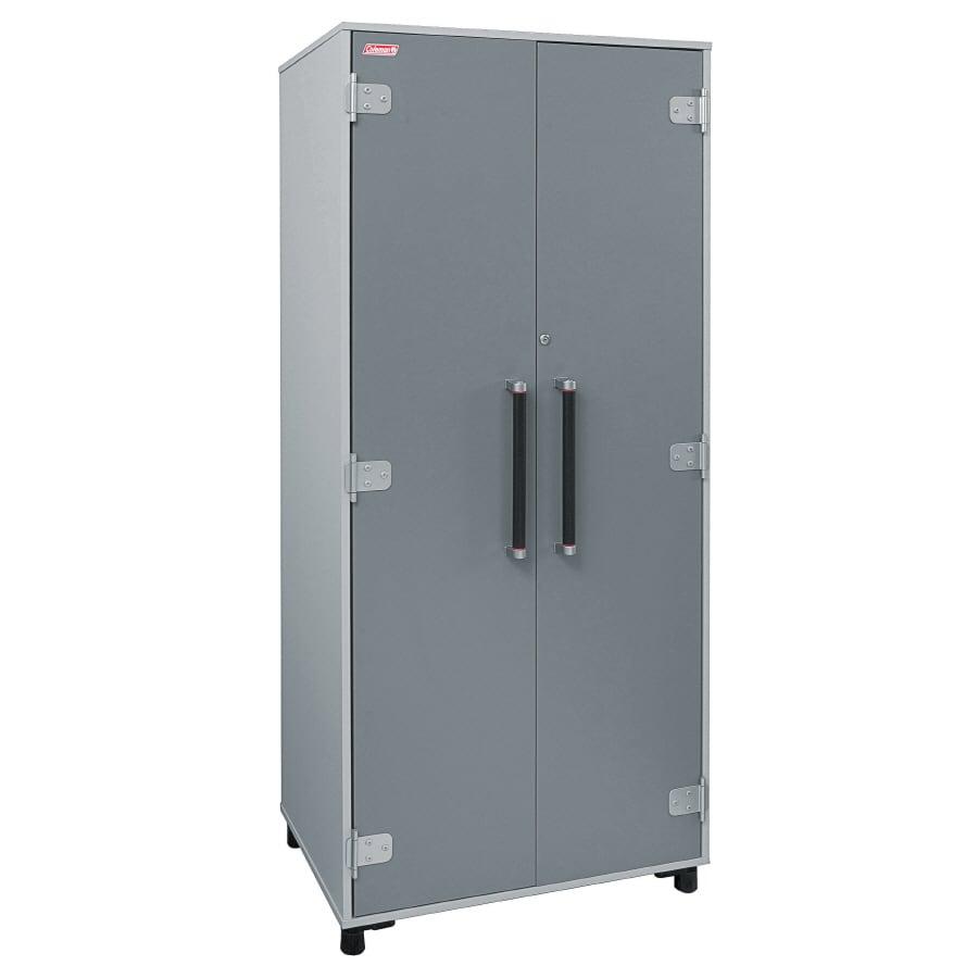 Sauder 31.125-in W x 75.375-in H x 19.625-in D Wood Composite Garage Cabinet