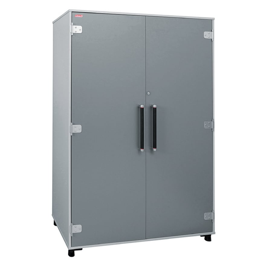Shop coleman x 47 5 w x garage cabinet for Garage cabinets