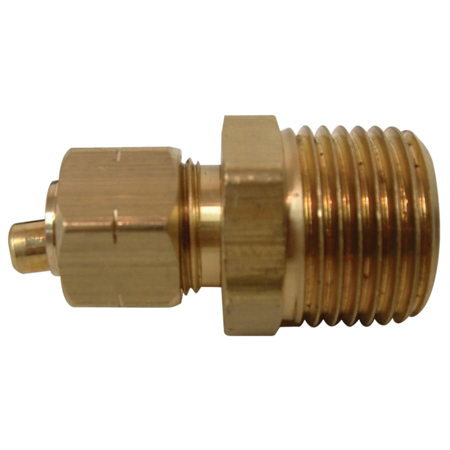 Shop watts in union compression fitting at