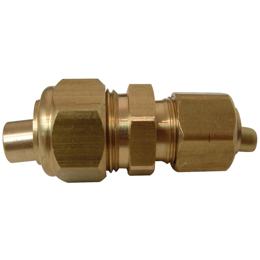 Shop watts in union compression fitting at lowes