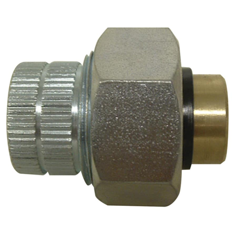 Watts 1/2-in x 1/2-in Dielectric Union Plug Fitting