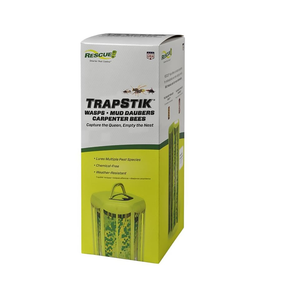 RESCUE! Trap Stik 0.12-lb Disposable Wasp Trap