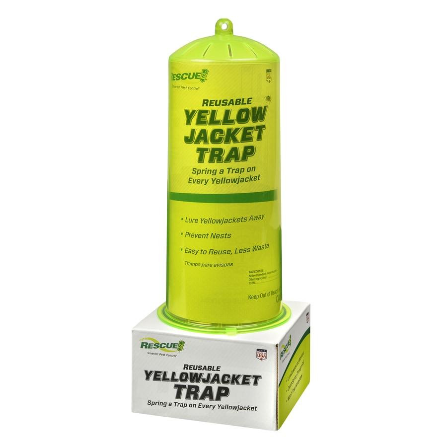 RESCUE! Rescue! Yellowjacket Trap Reusable 0.34 Pound(S) Trap