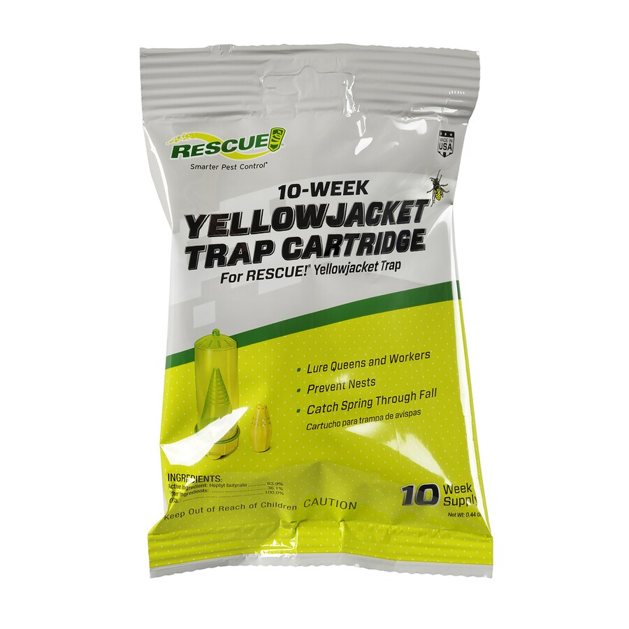 RESCUE! Rescue! Yellowjacket Cartridge 0.44-oz Liquid Cartridge