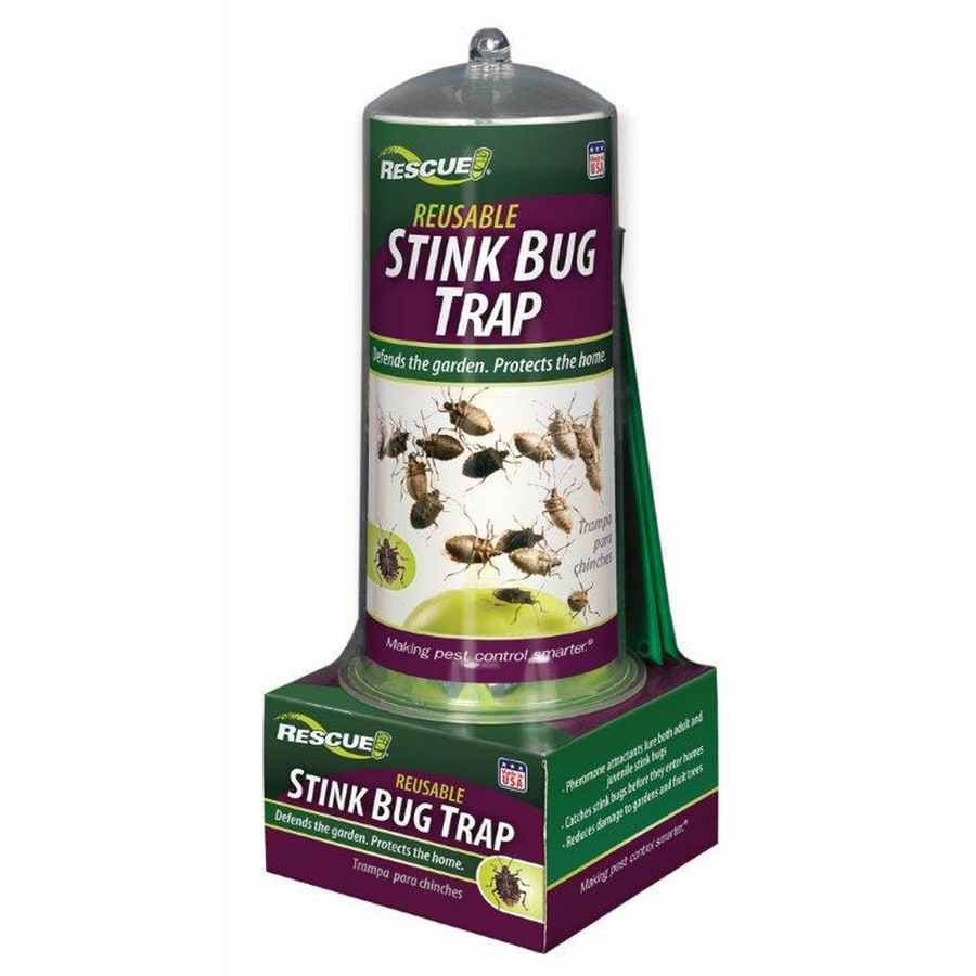RESCUE! 0.53-lb Stink Bug Trap