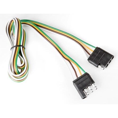 Connector 4 Way Flat 60-in Loop on bell wiring diagram, murphy wiring diagram, seaswirl wiring diagram, norton wiring diagram, gibson wiring diagram, clark wiring diagram, lund wiring diagram, dixon wiring diagram, perkins wiring diagram, murray wiring diagram, starcraft wiring diagram, lincoln wiring diagram, johnson wiring diagram, hunter wiring diagram, bentley wiring diagram, sea ray wiring diagram, jackson wiring diagram, mitchell wiring diagram, baja wiring diagram, coleman wiring diagram,