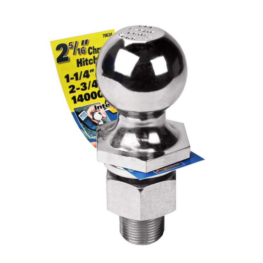 Reese Towpower 2-5/16-in Interlock Hitch Ball