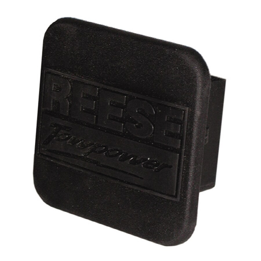 Reese Towpower 2-in Black Hitch Box Cover