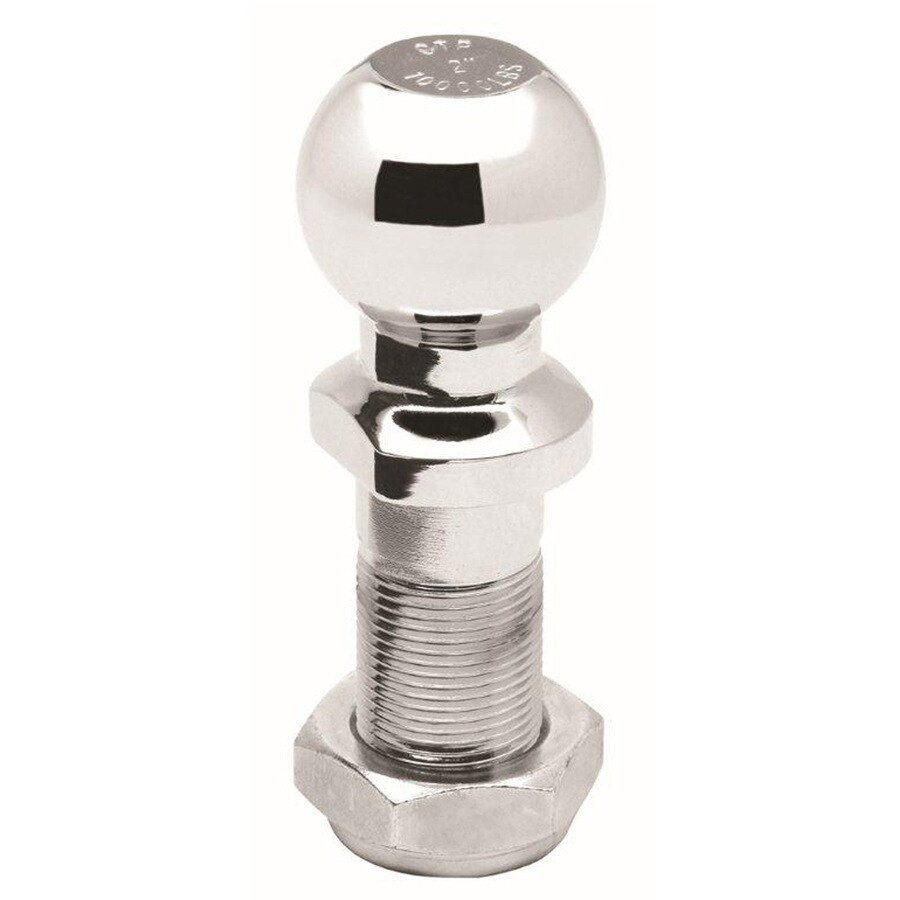 Reese 2-in Replacement Hitch Ball for Pintle Ball and Hook Combinations