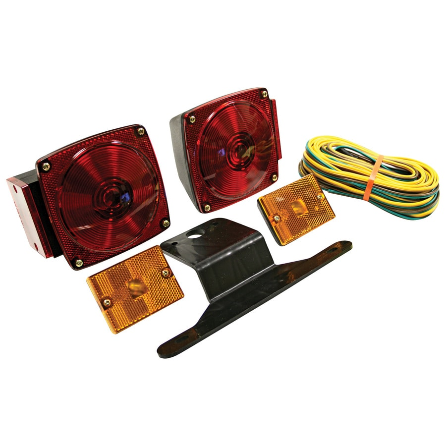 042899880103 shop reese standard trailer light kit at lowes com lowes trailer wiring harness at bayanpartner.co