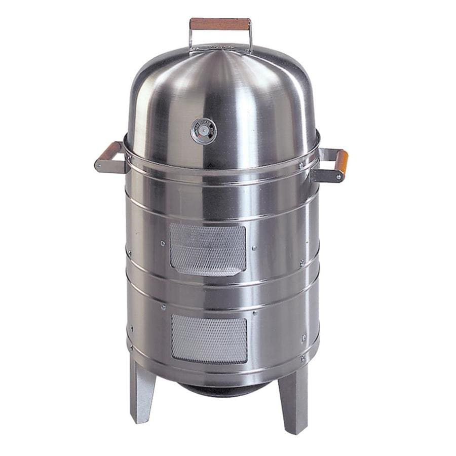 Southern Country 34-in H x 21.5-in W 351-sq in Charcoal Vertical Smoker