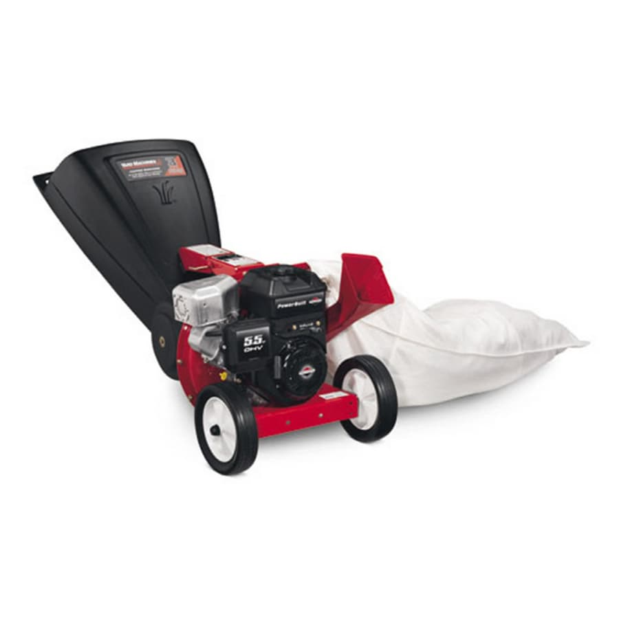 Write a Review about Yard Machines 5 5-HP Chipper/Shredder