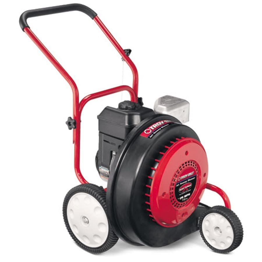 Troy-Bilt TB672 205cc 4-Cycle 150-MPH 1000-CFM Heavy-Duty Walk-Behind Gas Leaf Blower