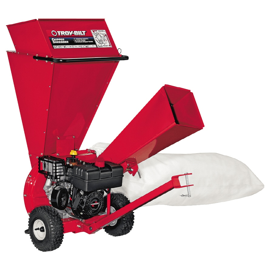 Troy-Bilt 250-cc Chipper Shredder